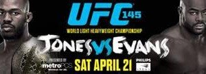 UFC 145 Undercard Results