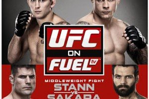 The Betting Corner – UFC on Fuel TV: Gustafsson vs. Silva