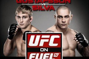 UFC on FUEL TV 2: Gustafsson vs. Silva Predictions