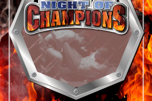 Rogue fights: Night of Champions Scheduled for April 21st