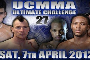 UCMMA 27 – UK vs. USA!