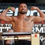 Isaac Vallie-Flagg UFC
