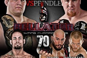 Season Finale – Bellator 70 Results