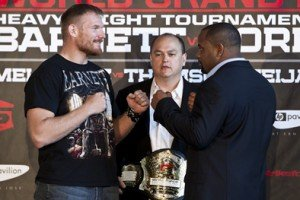 UFC 146 Heavyweights One-sided in their Strikeforce Grand Prix Final Predictions