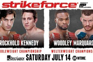 Strikeforce brings two Title fights to Portland on July 14th