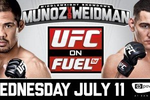 Get your tickets for UFC on Fuel TV and UFC 147 this week