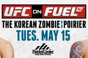 UFC on FUEL TV 3: Korean Zombie vs. Poirier Predictions