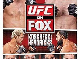 UFC on FOX 3 Main Card Results