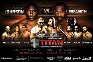 Titan Fighting Championship 22 Results