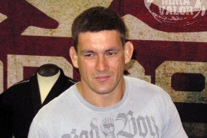 Demian Maia Drops to Welterweight at UFC 148