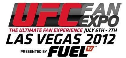 UFC Fan Expo 2012