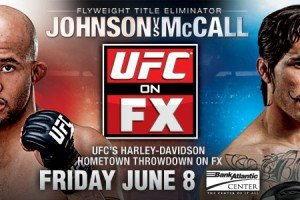 The UFC on FX: Johnson vs. McCall Betting Corner