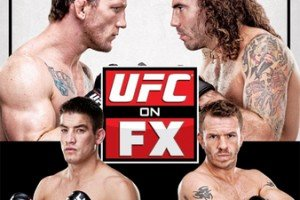 Breaking Down the UFC on FX 4 Main Card