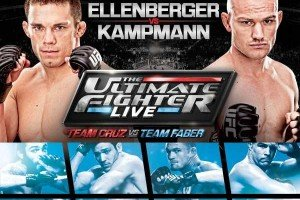 TUF Live Finale Live Results and Event Pictures
