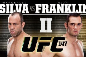 UFC 147: Silva vs. Franklin II Quick Results