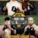 UFC Fight for the Troops 2
