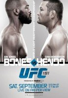 Jon Jones vs Dan Henderson at UFC 151