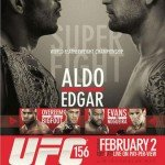 UFC 156 Frankie Edgar vs Jose Aldo