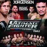 The Ultimate Fighter 17 Finale