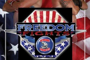Rogue Fights Presents Freedom Fights on July 28th