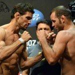 Aaron Simpson v Kenny Robertson UFC on Fuel TV 4