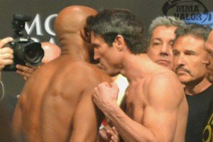 UFC 148 Main Card Results