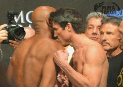 Anderson Silva v Chael Sonnen UFC 148