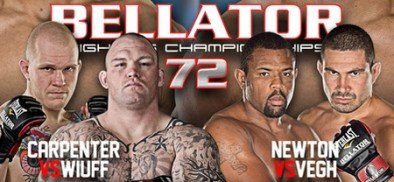 Bellator 72 semifinals 394x182 Light Heavyweights grind and squeak into Finals at Bellator 72