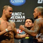James Te Huna v Joey Beltran UFC on Fuel TV 4