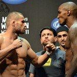 Karlos Vemola v Francis Carmont UFC on Fuel TV 4
