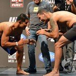 UFC on FUEL TV 4 Weigh-in Results and Photos