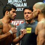 Raphael Assuncao v Issei Tamura UFC on Fuel TV 4
