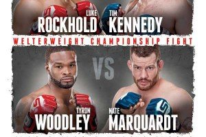 Strikeforce: Rockhold vs. Kennedy Live Results