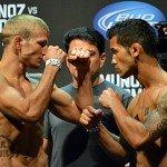 TJ Dillashaw v Vaughan Lee UFC on Fuel TV 4