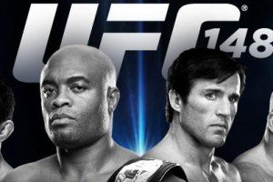 UFC 148 Facebook/FX Prelim Results