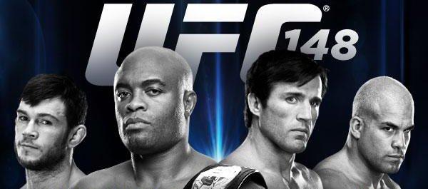 UFC 148-promo