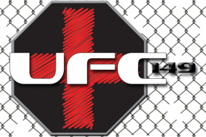 The latest injury replacement for UFC 149 is….. Brian Ebersole