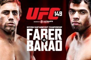 One long streak ends, while another one continues at UFC 149