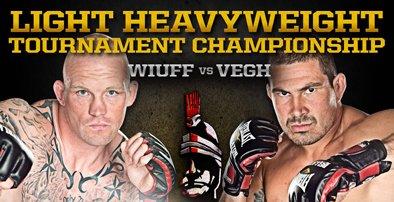 Attila Vegh vs Travis Wiuff