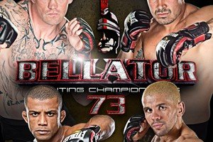 Bellator 73 main card Results and Recap