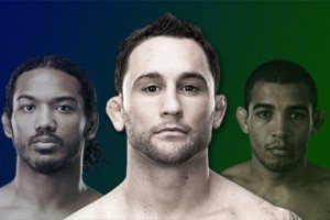 Options for Frankie Edgar in his Featherweight Debut