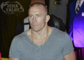 Georges St Pierre rumored as Villain in the Upcoming Captain America Movie