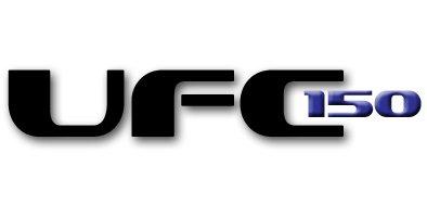 UFC 150 Plain