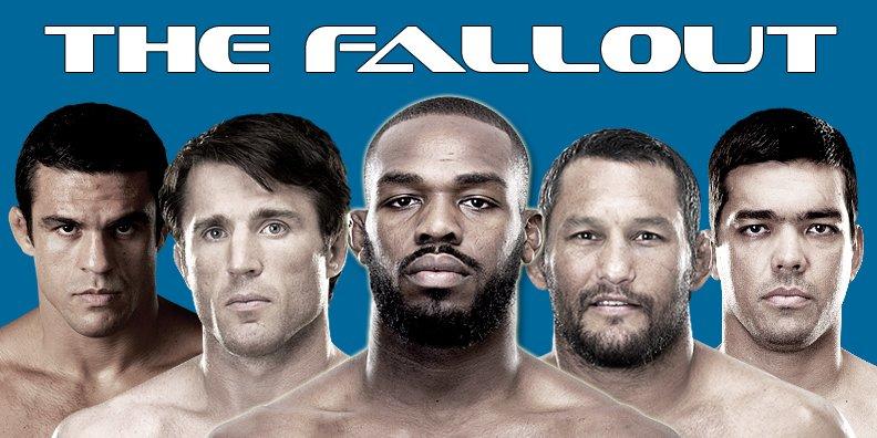 UFC 151 Fallout