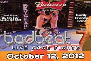 BAMMA USA Going All-Pro for Badbeat 7 Fight Card