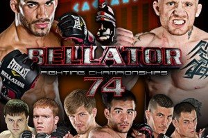 Bellator 74 Results and Play by Play