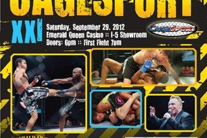 CageSport XXI Offers Exciting Fight Card this Saturday