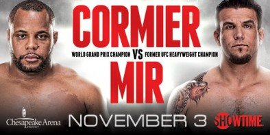 Strikeforce: Cormier vs. Mir