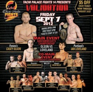 Tachi Palace Fights 14