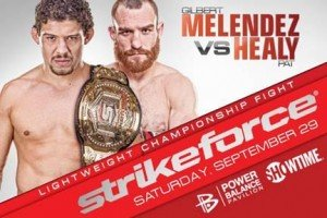 Strikeforce: Melendez vs. Healy